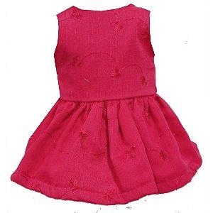 Vestido Boneca Lese Baby Alive
