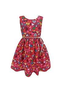 Vestido Petit Corações