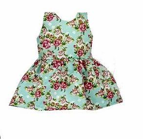 Vestido Boneca Tiffany