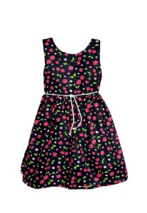 Vestido Petit Cerejinhas