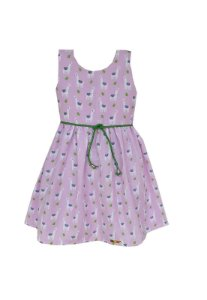 Vestido Petit Lhama