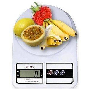 Balança Digital Eletrônica de Precisão - 1g Até 10kg