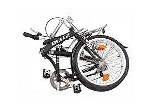 Bicicleta Dobrável Blitz Fit - Quadro Alumínio - Aro 24