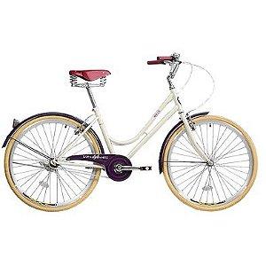 Bicicleta Style Novello Blitz Vintage Retrô - Aro 26
