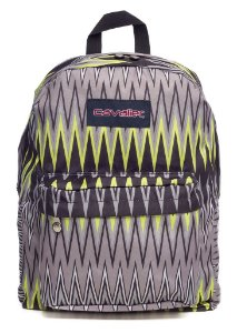 Mochila estampada monster