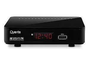 CONVERSOR DE TV DIGITAL HD  QUANTA QTDTV 1000