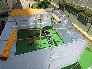 Sucá Móvel - Cabana móvel para a festa de Sucot