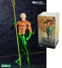 Aquaman Kotobukiya Artfx New52