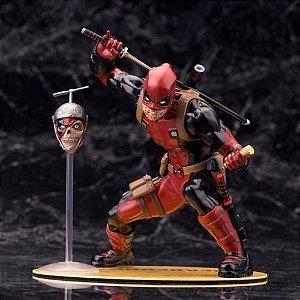 Deadpool Kotobukiya Marvel Artfx 1/10 Scale Sdcc 2015