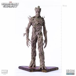 Guardians Of The Galaxy Groot - Art Scale 1/10 - Iron Studio