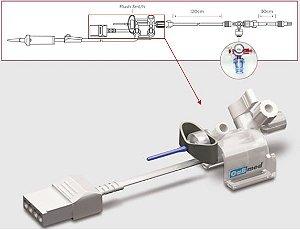 Transdutor de Pressão Invasiva com Torneira Valvulada - TP Gabmed