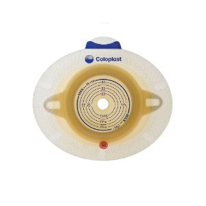 Sensura Xpro Base Plana Adesiva para Estomias - Coloplast