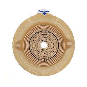Alterna Espiral Base Adesiva Plana para Estomias - Coloplast
