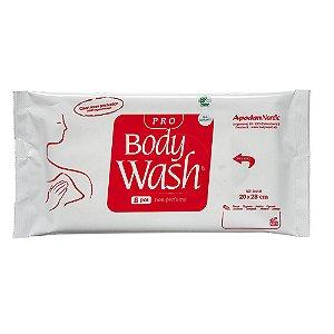 Body Wash Toalhas para Banho no Leito