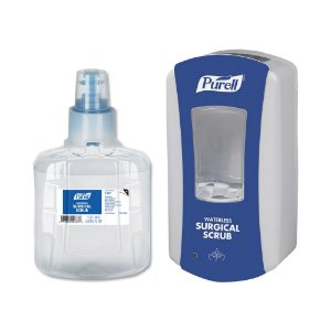 Purell Surgical Scrub Antisséptico para as mãos 1200mL LTX
