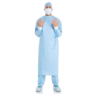 Avental Cirúrgico Ultra Reforçado Halyard