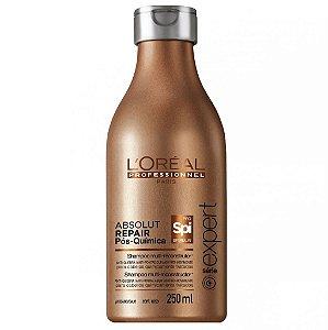 L'Oréal Professionnel Absolut Repair Pós-Química Multi-reconstrutor - Shampoo 250ml