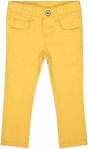 Calça Color Amarela - Marisol