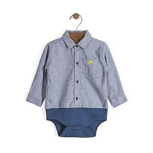 Body Camisa - Up Baby