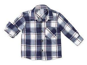 Camisa Xadrez Bebè Menino - Hering Kids