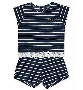 Conjunto Baby Azul - Marisol