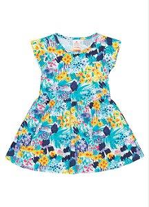Vestido Florido - Marisol