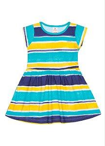 Vestido Estampado - Marisol