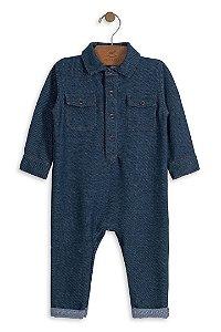 Macacão Jeans - Up Baby