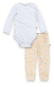 Conjunto Básico Bebê Unissex - Hering Kids