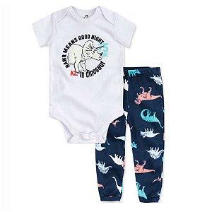 Conjunto Dinossauro - Hering Kids