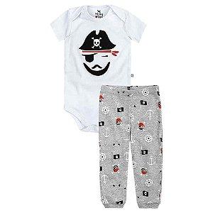 Conjunto Pirata - Hering Kids