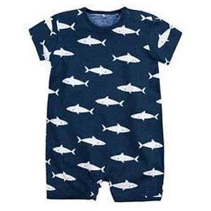 Macaquinho Tubarão - Hering Kids