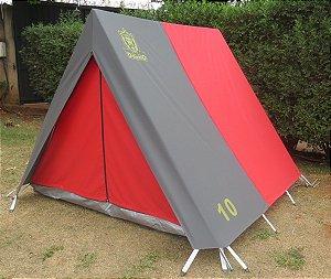 Barraca de Camping Modelo Canadense Natura 2 Lugares Personalizada / Customizada / Coloridas / Silcadas / Estampadas Gripa Tents Especial Diversas Cores.