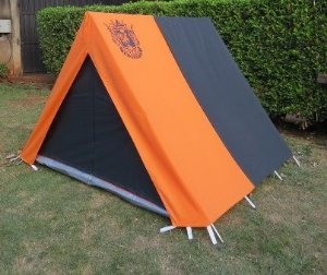 Barraca de Camping Modelo Canadense Natura 3 Lugares Personalizada / Customizada / Coloridas / Silcadas / Estampadas Gripa Tents Especial Diversas Cores