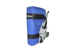 Capa Saco/Sacola de Cobertura Armazenamento Para Proteção e Transporte de  Motores de Popa 15HP de Barcos Canoas Em Nylon 600