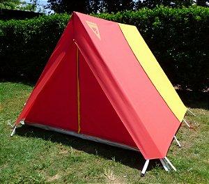 Barraca de Camping Modelo Canadense Natura Gripa Tents Adventista Igreja IASD  Personalizada Customizada Colorida