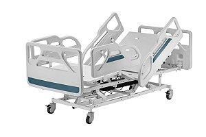 Cama Hospitalar Motorizada 3 Movimentos Completa Extra Luxo Modelo 1903 + Colchão D26