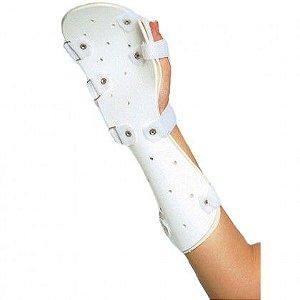 Tala de PVC para Punho, Mãos e Dedos