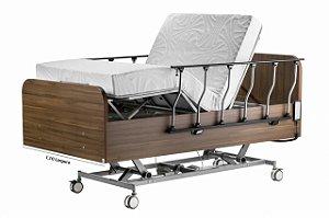 Cama Residencial Motorizada Extra Larga 1,10 cm Nbtech USA