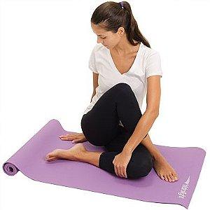 Colchonete Tapete Yoga Mat P/ Ginástica Pilates