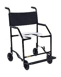 Cadeira de Banho Higiênica Semi Obeso