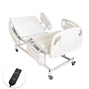 Cama Hospitalar Motorizada 2 Movimentos para Obesos Extra Luxo