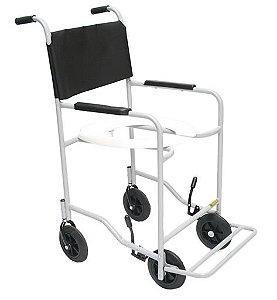 Cadeira de Banho Higiênica - Até 85Kg - Aluguel