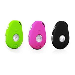 Mini Rastreador Pessoal para Idoso S.O.S com Sensor de Queda e GPS