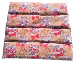 Almofada Térmica de Sementes 30x30 Yorkshire
