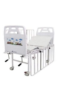 Cama Hospitalar Infantil Manual 2 Movimentos