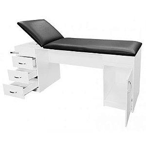 Mesa para Massagem e Exames Clínicos