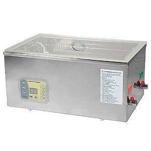 Lavadora Ultrassonica 32L em Inox