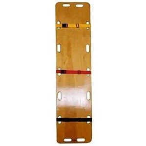 Maca para Resgate - Prancha Spine Board Longo