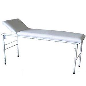 Maca para Massagem com Pés Retiráveis Estofada até 90kg